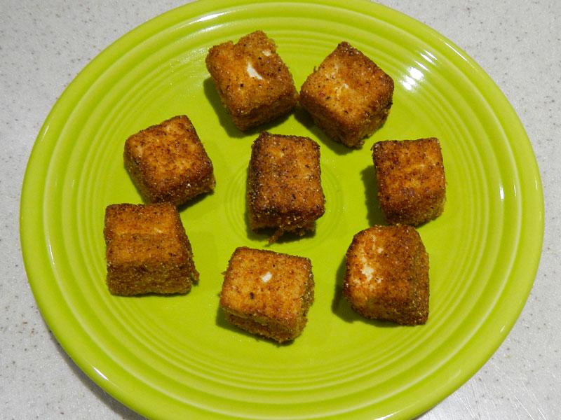 Yummy Fried Tofu