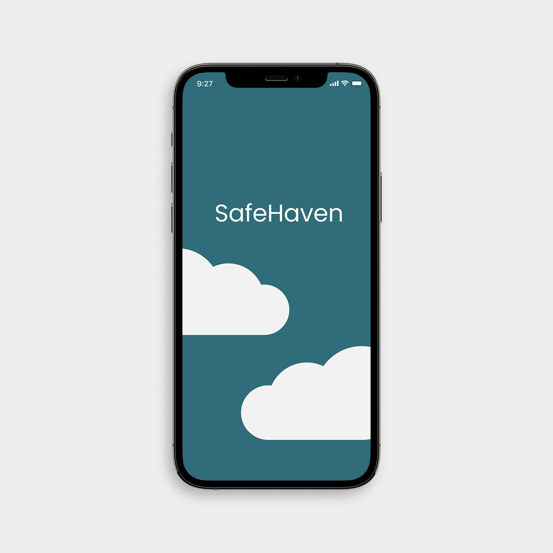 SafeHaven initial screen