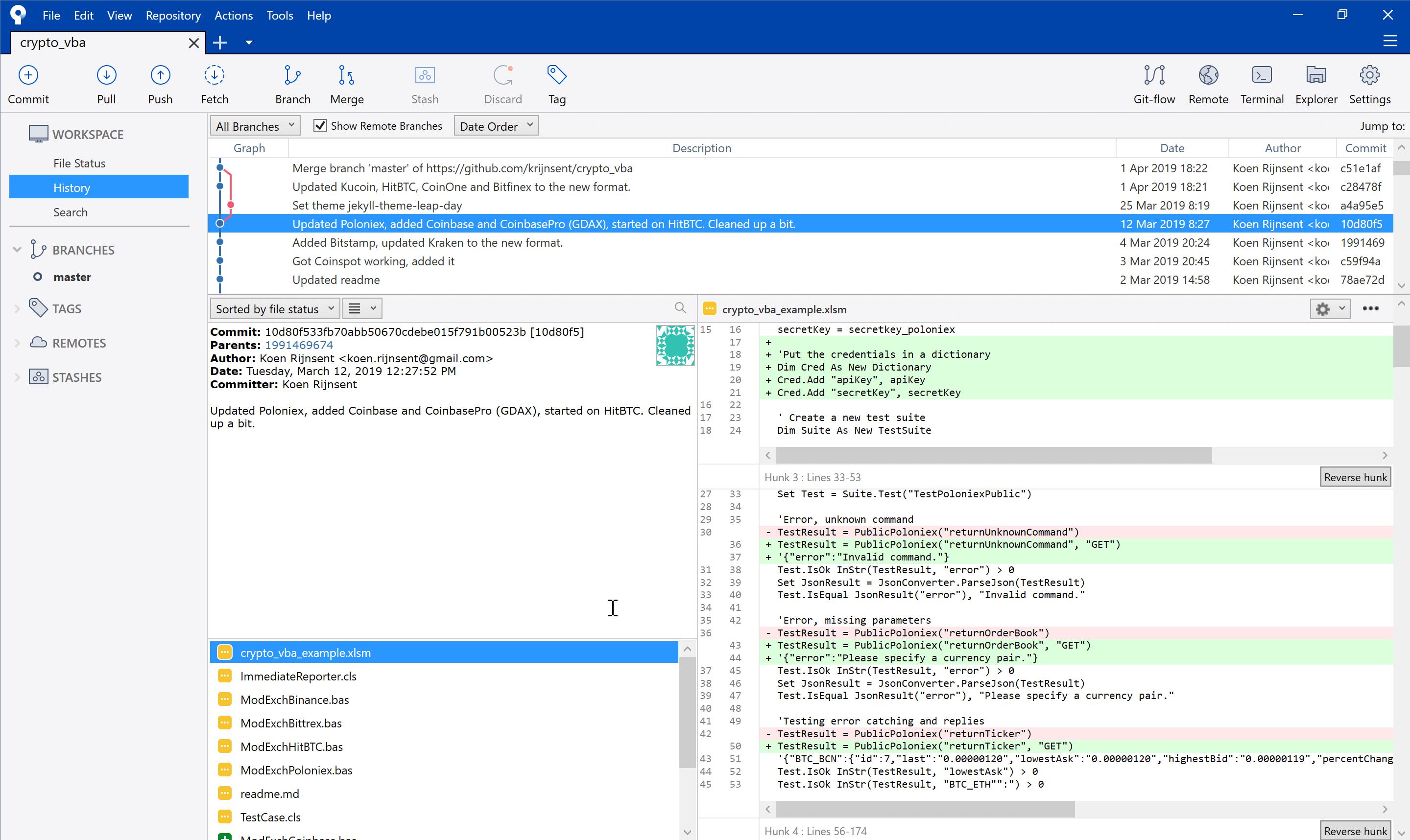 version control sourcetree