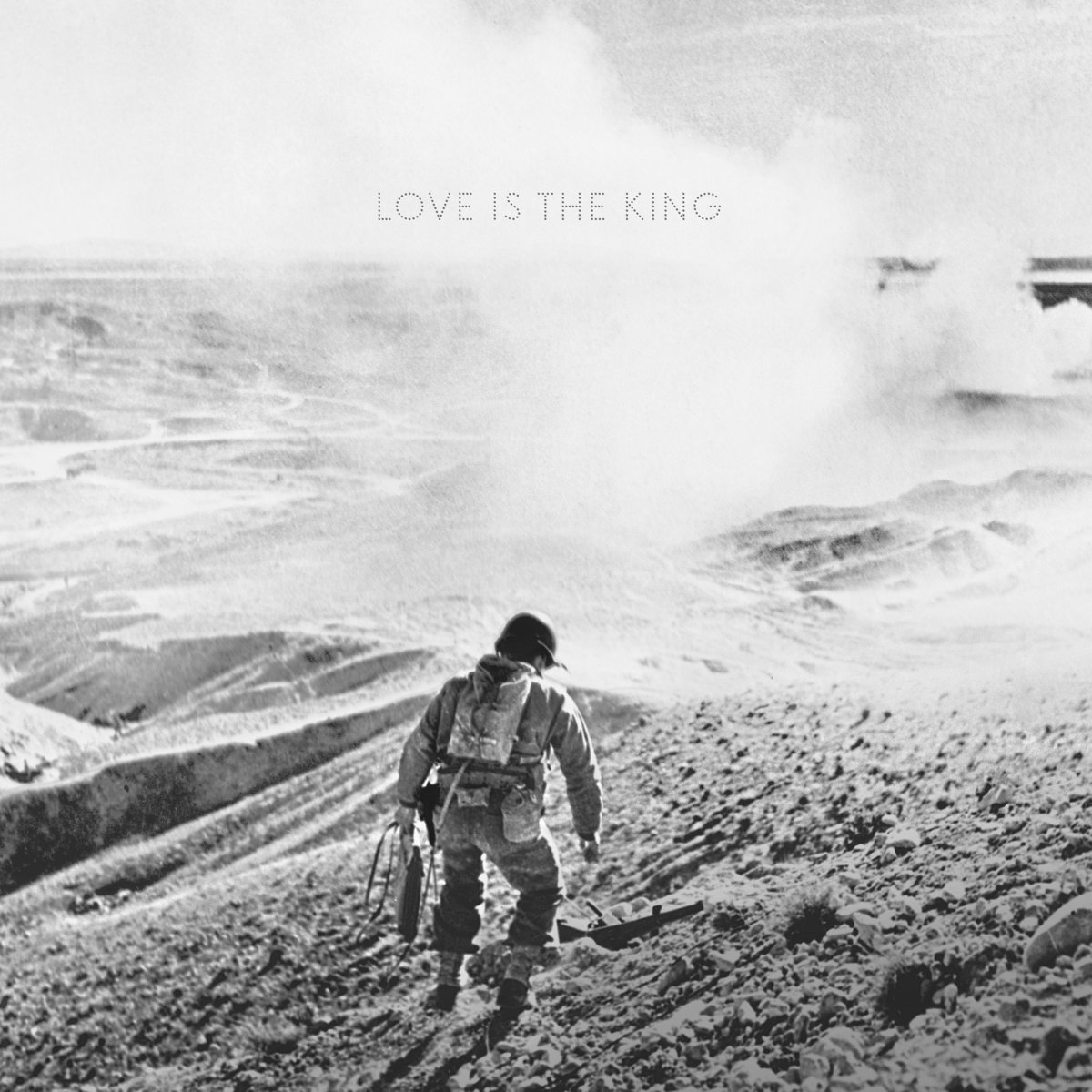 Love Is The King artwork