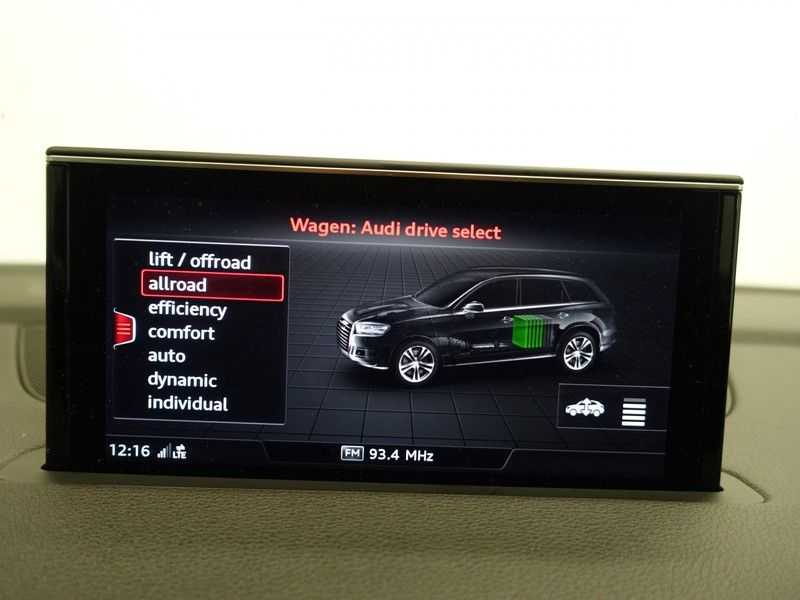 Audi Q7 3.0 TDI e-tron 374pk Quattro [S-Line] Aut- Leer, Virtual Cockpit, 360 Camera, Xenon afbeelding 3