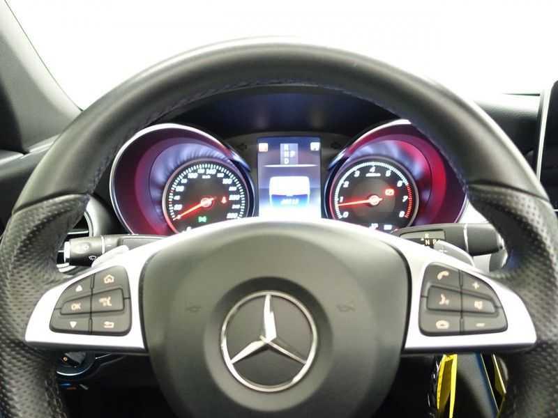Mercedes-Benz C-Klasse Cabrio 180 Ultimate AMG Edition Aut- Leer, Navi, Led, LMV , 40dkm ! afbeelding 20