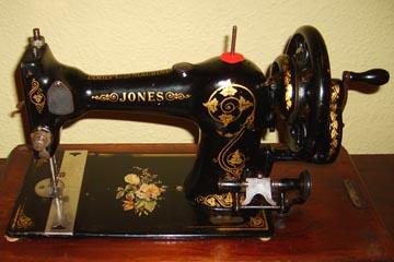 Jones Family CS