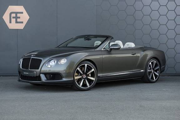Bentley Continental GT 4.0 V8S GTC Mulliner + Adaptive Cruise Control + Massage Verwarmde/Gekoelde Stoelen + Nekverwarming