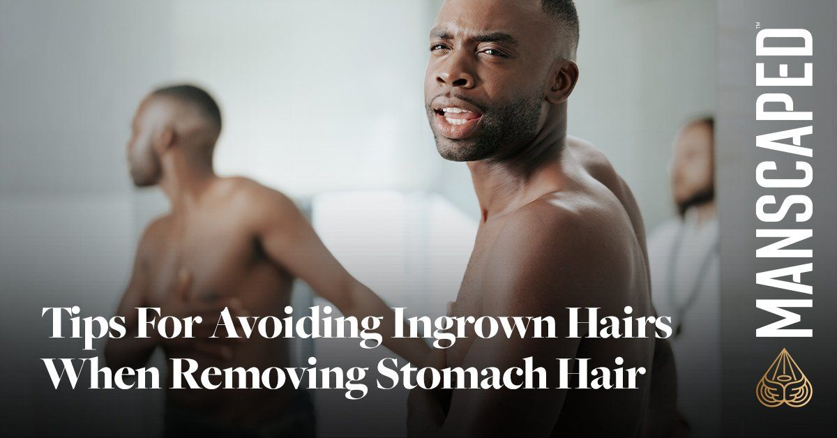 Here's How to Avoid Ingrown Hairs When Shaving Your Stomach