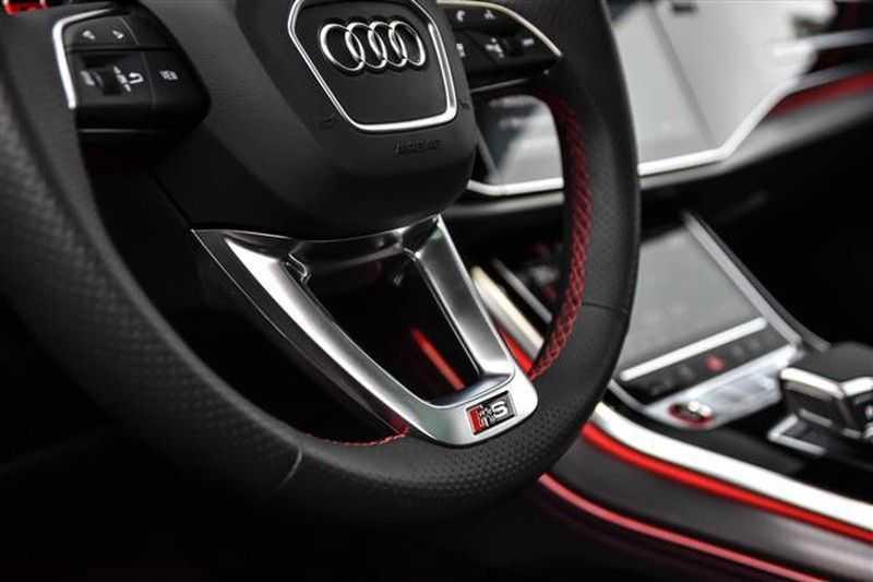 Audi RS Q8 DYNAMIC PLUS+PANO.DAK+MASSAGE+23INCH NP.255K afbeelding 12