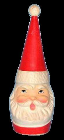 Santa Head photo