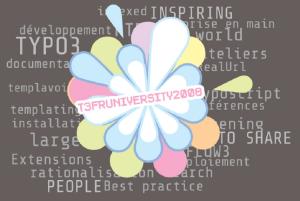 TYPO3 university 2008 logo