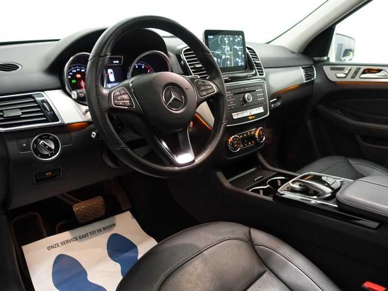 Mercedes-Benz GLE 43 AMG 4MATIC 368pk Aut- Panodak, Leer, Camera, Navi, Full! afbeelding 15