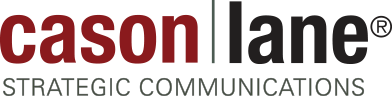 Cason Lane Strategic Communications logo.
