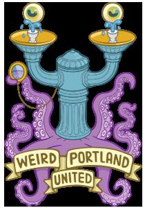 Weird Portland United Octopus