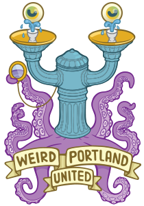 Weird Portland United Octopus