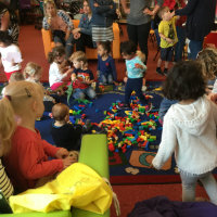 Storytime at Ipswich County Library
