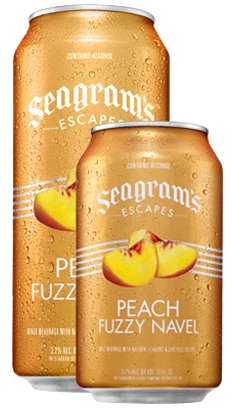 Peach Fuzzy Navel Can