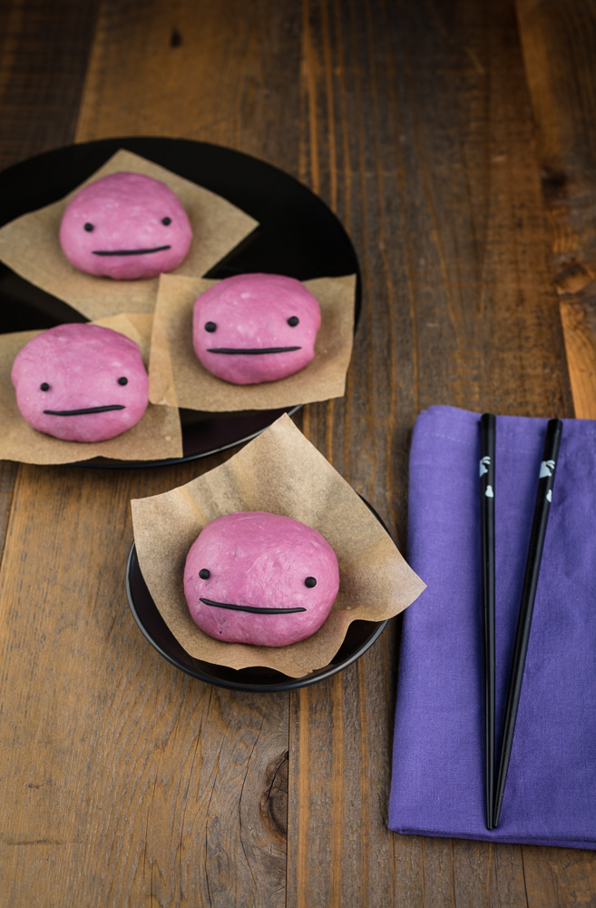 ditto steamed buns