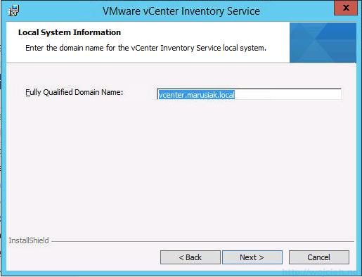 vCenter 5.5 on Windows Server 2012 R2 with SQL Server 2014 – Part 3 - 25