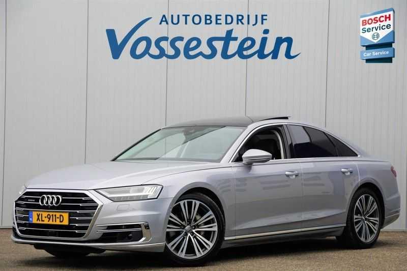 Audi A8 50 TDI quattro Pro Line Plus / B&O / ACC / Side & Lane Assist / Head-Up / Nieuwpr: 168.000,- afbeelding 23