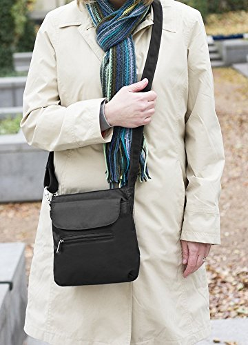 Travelon Anti-Theft Mini Shoulder Bag