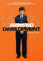 cover Arrested Development - S2