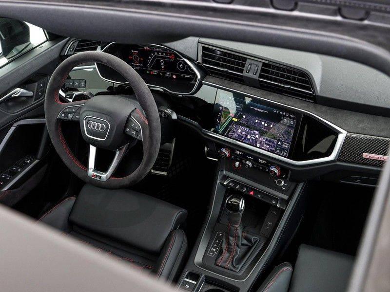Audi Q3 Sportback TFSI RS 400 pk Pano.Dak   360 Camera   Carbon   Adapt. Cruise   Alcantara Sportstuur   Garantie tot 2026*   afbeelding 4