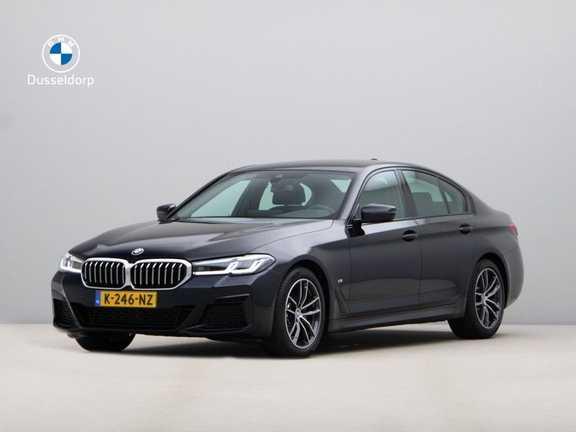BMW 5 Serie 520i High Exe M-Sport Aut.