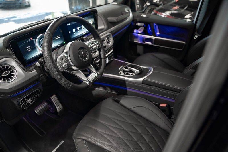 Mercedes-Benz G-Klasse G63 AMG Burmester G 63 AMG Burmester Premium Plus pakket afbeelding 7