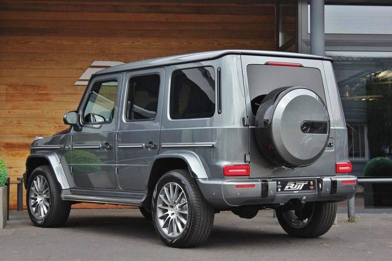 Mercedes-Benz G-Klasse 500 4.0 V8 422pk **360/Distronic/Schuifdak/Trekhaak/DAB** afbeelding 7