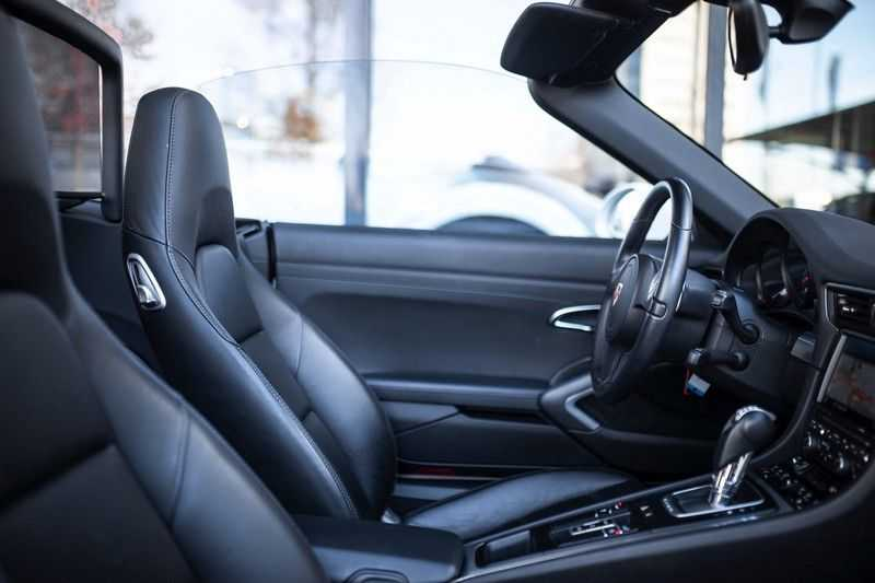 """Porsche 911 Cabrio 991 MKI *20"""" Carrera Velgen / PCM* afbeelding 3"""