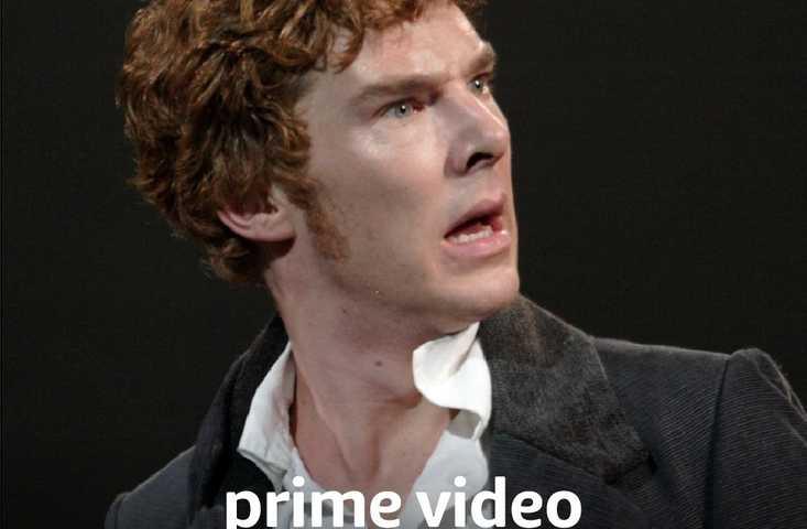 Frankenstein on Amazon Prime