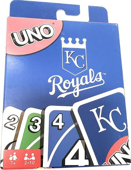 Kansas City Royals Uno