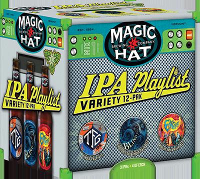 IPA Playlist Variety Pak Bottles