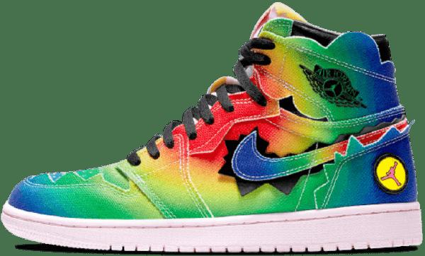 Nike x J Balvin Air Jordan 1 High OG