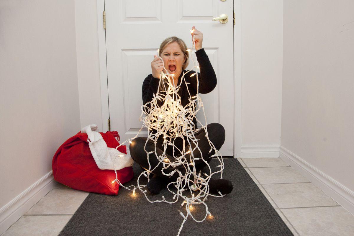 light frustration holiday hacks