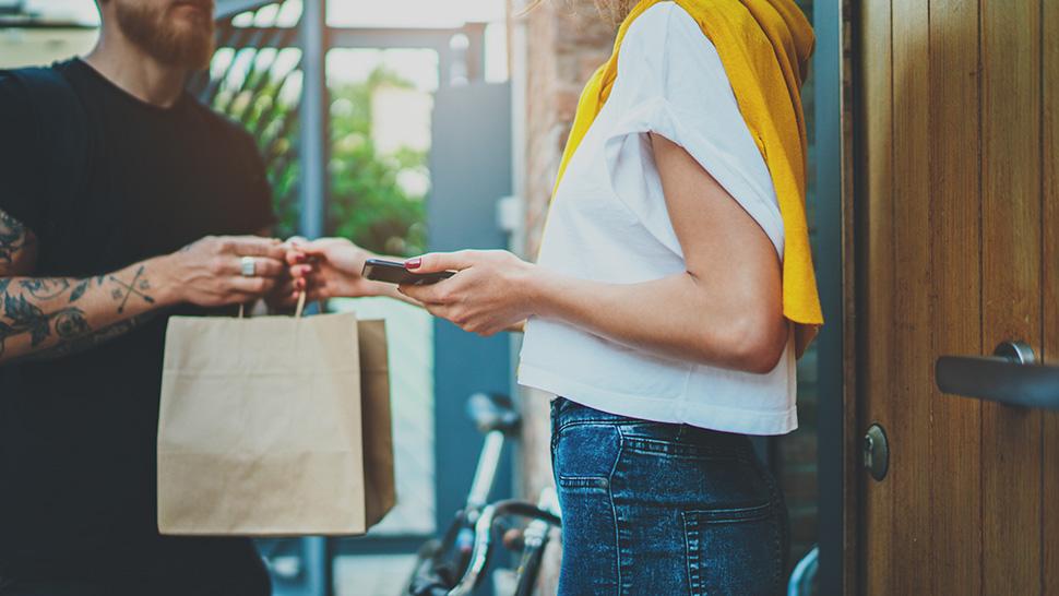 L'achat local simplifié par la messagerie texte en entreprise