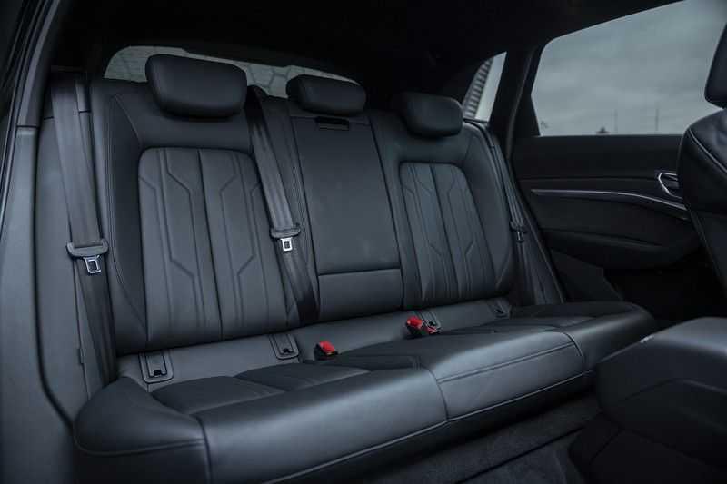 Audi e-tron 55 quattro Advanced Pro Line S 2019 4%+ Excl. BTW+ Full option afbeelding 22