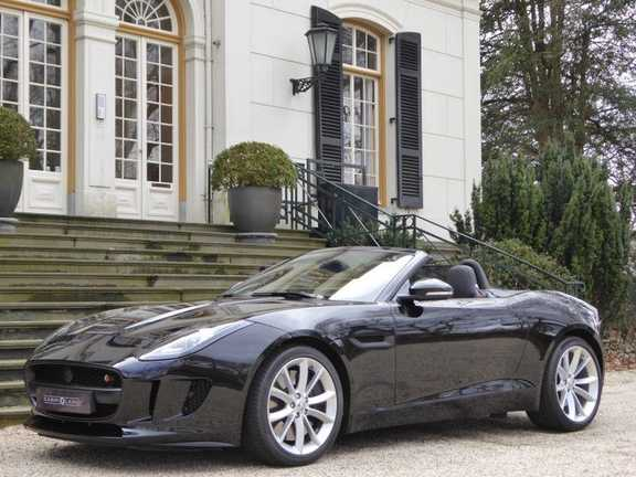 Jaguar F-Type 3.0 V6 S Convertible