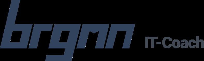 brgmn Logo