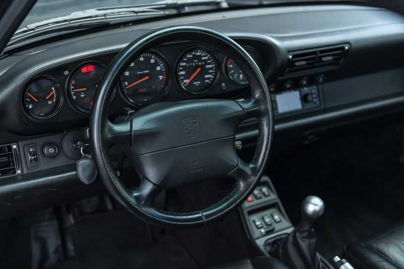 Porsche 911 3.6 Turbo  993 Turbo FULL HISTORY + EXCELLENT CONDITION NP: fl. 394.482,- Gulden afbeelding 4