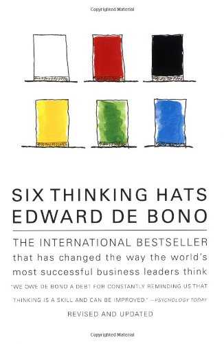 Six Thinking Hats Cover