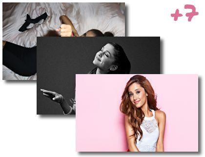 Ariana Grande theme pack