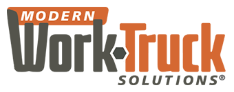 Modern work truck solutions logo