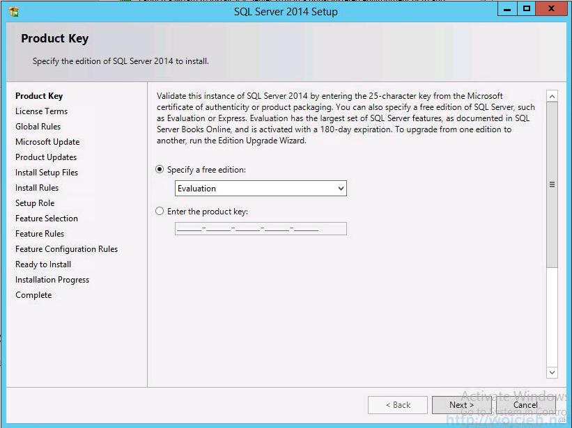 vCenter 5.5 on Windows Server 2012 R2 with SQL Server 2014 - 4