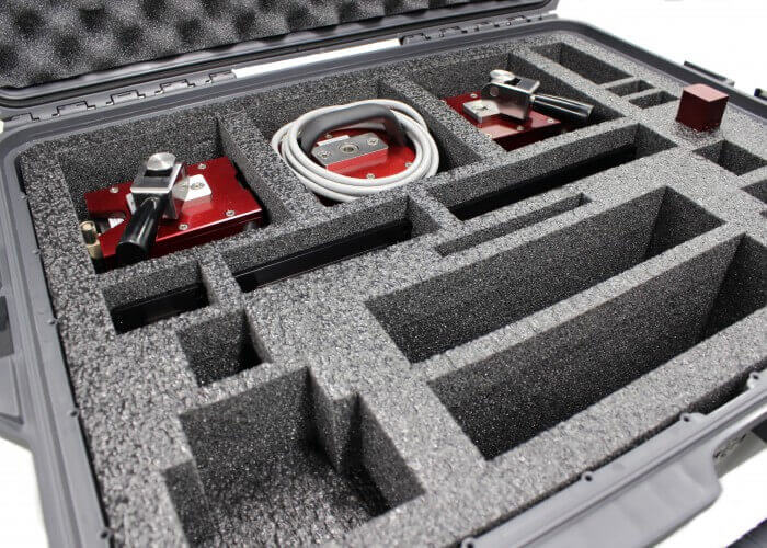 Transport Case with MRUT hand-held