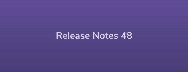 Esper Release Notes – DevRel 48