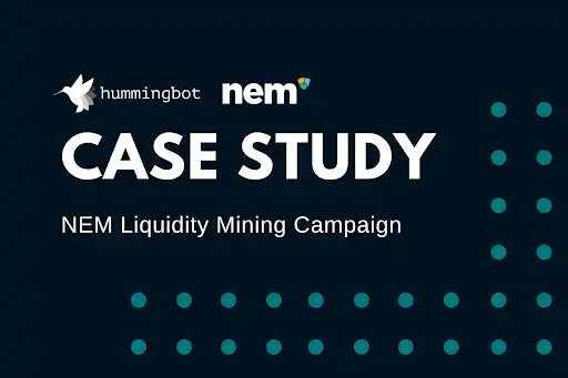 Nem liquidity mining case study