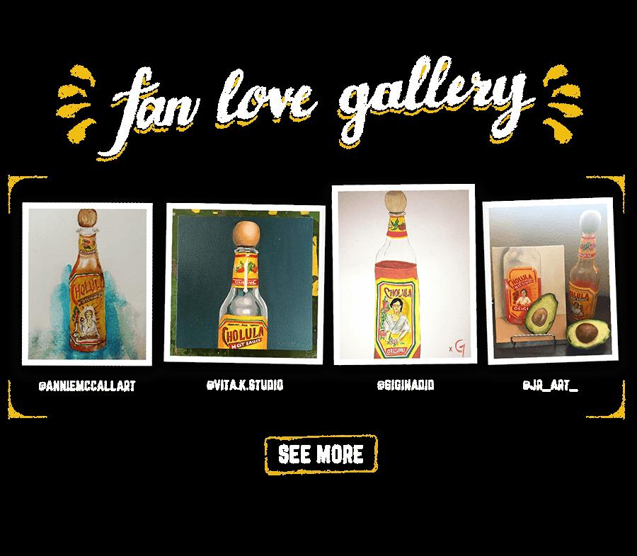 Fan Love Gallery