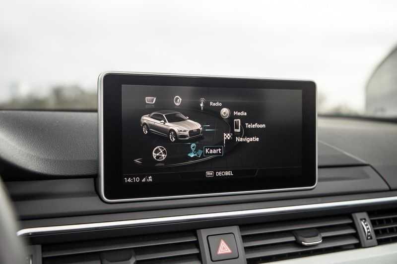 Audi A5 Cabriolet 3.0 TFSI S5 quattro | 354PK | Hoofdruimte verwarming | Trekhaak | Virtual Cockpit | Matrix LED | Camera afbeelding 25