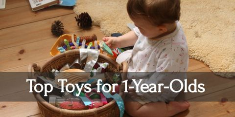 10 Best Toys for 1 Year Old Boys