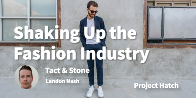 featured image thumbnail for post The Fashion Industry Is Wrecking Our Planet, How One Brand Is Out To Change That