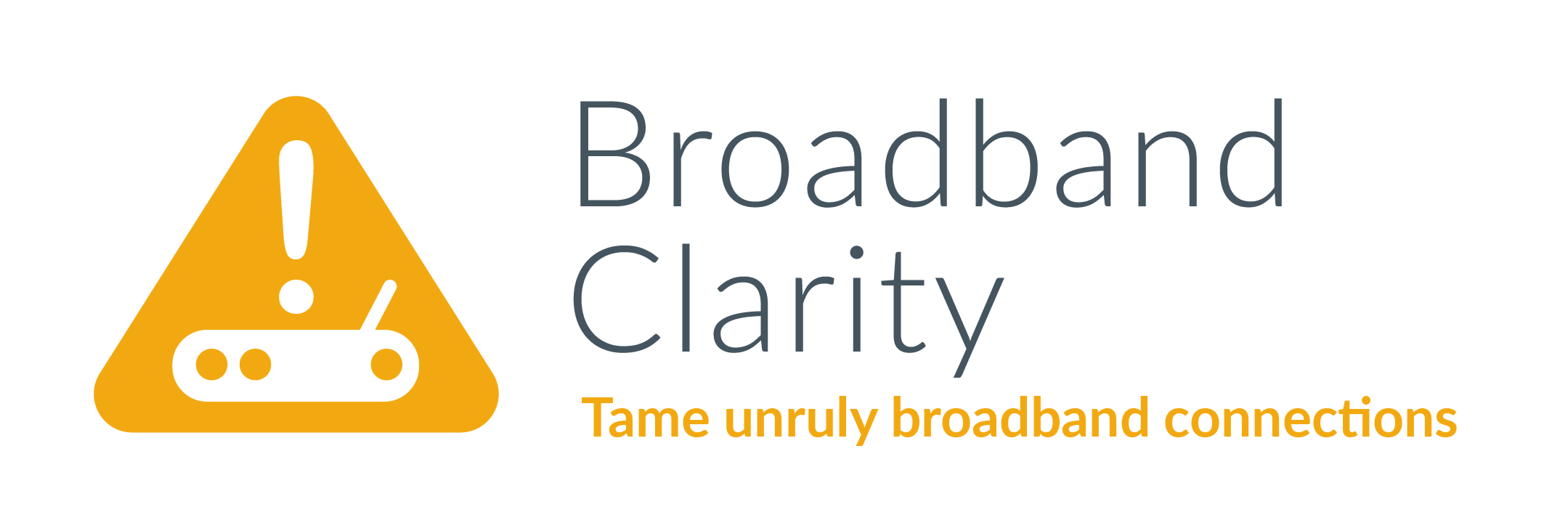 Broadband Clarity Logo